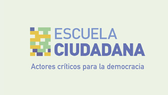 Lanzamiento de ONG Escuela Ciudadana