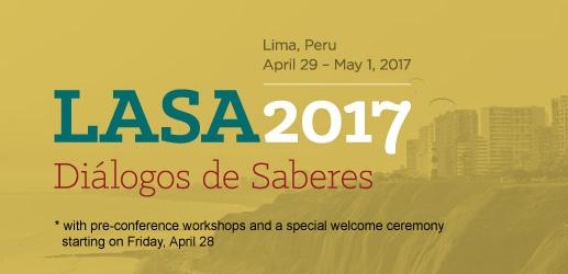 Congreso LASA 2017