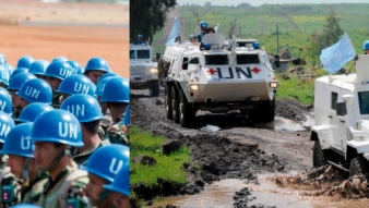 "El ICP invita a la charla ""Composing Peace. Mission Composition in UN Peacekeeping"""
