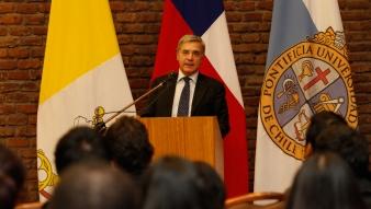 Pasquale Ferrara (Instituto Universitario Europeo, con sede en Florencia)