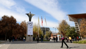 Ranking QS sitúa a la UC en el primer lugar latinoamericano por cuarto año consecutivo