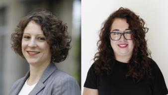 Académicas Nicole Jenne y Julieta Suárez-Cao, reciben nombramiento de Profesoras Asociadas UC