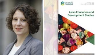 Nuevo artículo de la profesora Nicole Jenne aborda la cooperación en seguridad entre China y América Latina