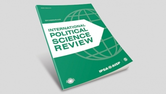 "Profesor Stefano Palestini publica artículo en ""International Political Science Review"""