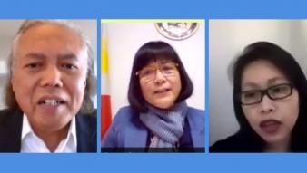 Embajadores del Sudeste Asiático exponen en curso de nuestra Licenciatura