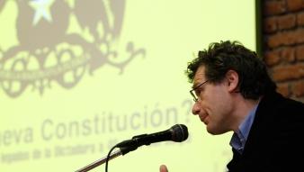 """Seminario """"¿Una nueva Constitución?"""