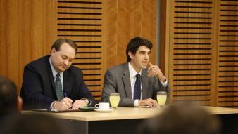 La continuidad de la relación entre Estados Unidos y Latinoamérica fue analizada en charla magistral de Ciencia Política